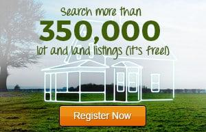 Search Lots and Land