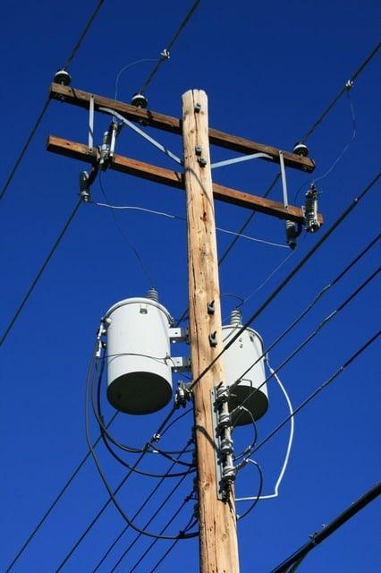 Power and Utility Pole