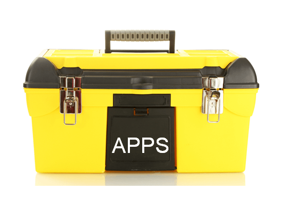 Toolbox for Apps for Builders